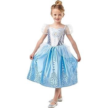 Rubies 640719 Disney Princesa Cenicienta Gem Disfraz Edad Años ...