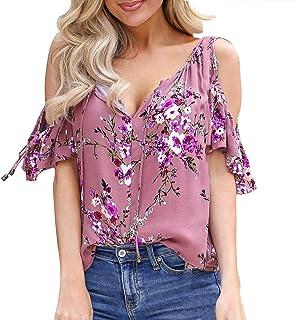 6c774029971 Lazzboy Cami Top Women Cold Shoulder Floral/Tie-Dyed/Solid Straps Camisole  Plus