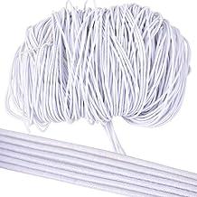 BUONDAC 1 mm 40 m elastisch parelsnoer rond draad elastisch snoer Beading koord rubber koord voor DIY sieraden knutselen p...