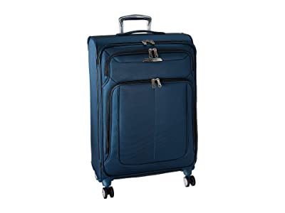 Samsonite 25 Solyte DLX Expandable Spinner (Meditarerranean Blue) Luggage