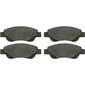 frein /Ã/ disque Febi-Bilstein 16589 Kit de plaquettes de frein