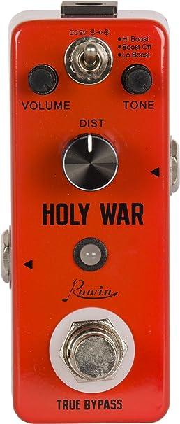 Rowin Analog Heavy Metal Distortion Pedal