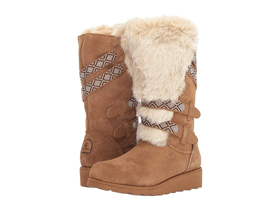 Bearpaw Claudia (Hickory/Taupe) Women