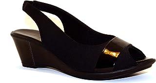 hype Women's Fashion Sandal