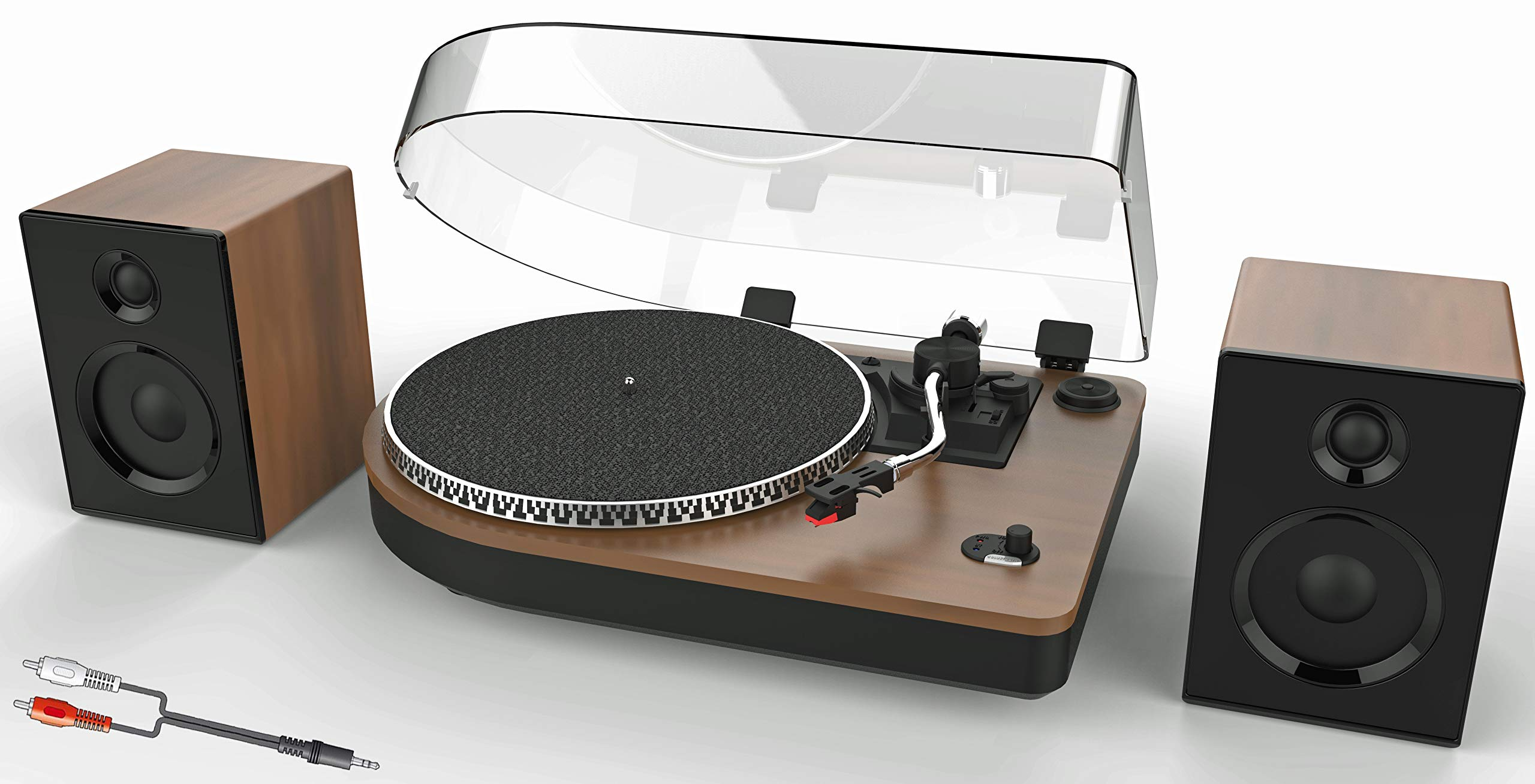 best bluetooth speaker for record player