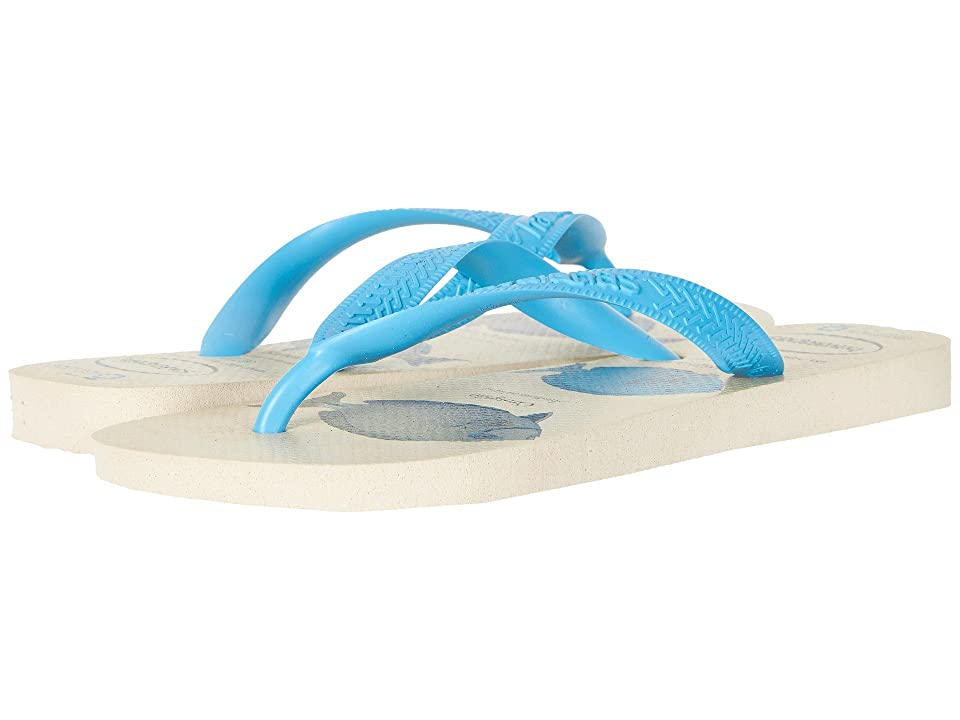 Havaianas Conservation International Flip-Flops (Beige/Blue) Men