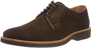 Sebago Men's Derby Dark Suede Shoes