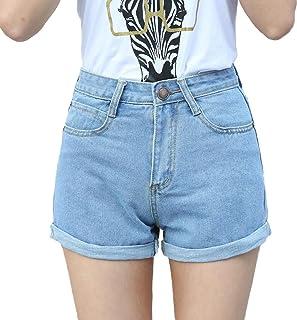 a19160fca460 Amazon.es: 1 estrella y más - Pantalones cortos / Mujer: Ropa