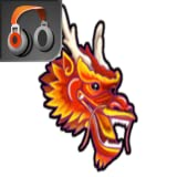 Slots: Drum and Bass Chinese Dragon 3 Reel 5 Line