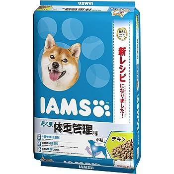 アイムス (IAMS) ドッグフード 成犬用 体重管理用 小粒 チキン 12kg
