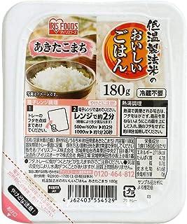 アイリスオーヤマ 低温製法米 パックごはん 秋田県産 あきたこまち 180g×24個