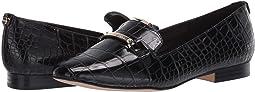 Black Embossed Croco