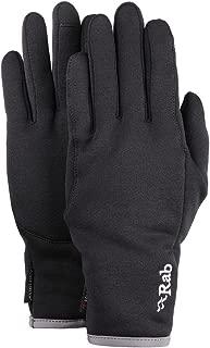 Rab Power Stretch Pro Contact Glove - Men's-Black-X-Large