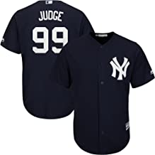 Majestic Aaron Judge New York Yankees MLB Youth Navy Alternate Cool Base Replica Jersey