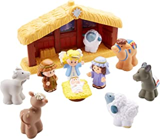 Best Fisher-Price Little People Nativity Reviews
