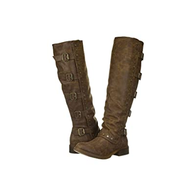 Blowfish Viejo (Chocolate Splindal PU) Women