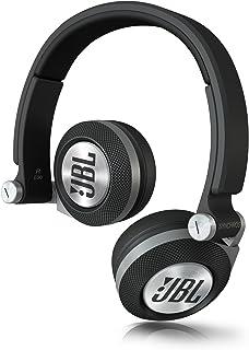 JBL Synchros E30 密閉型オンイヤーヘッドホン ブラック E30BLK 【国内正規品】