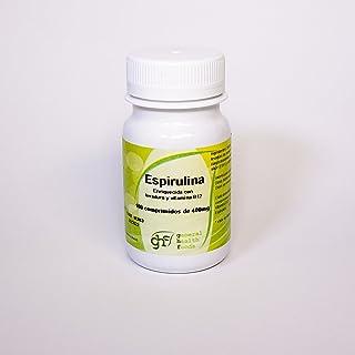 Ghf Espirulina, 100 comprimidos/ 400 mg