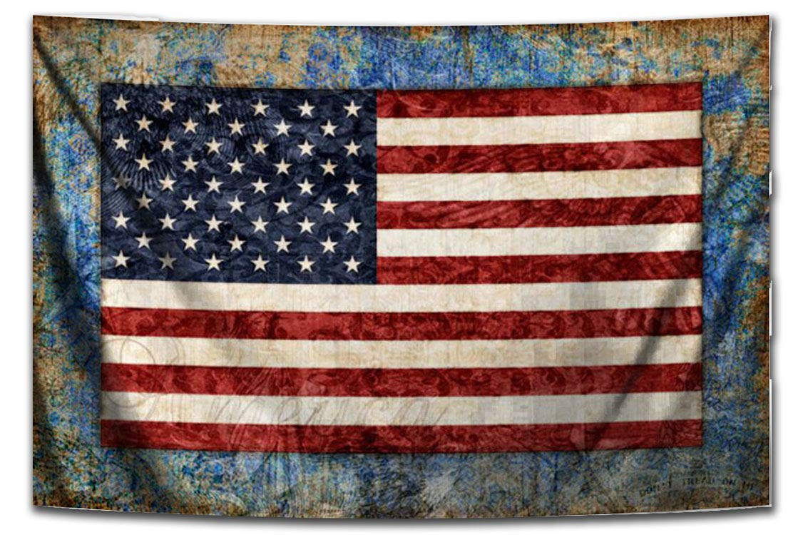 American Flag Tapestry Wall Max 44% OFF Hanging on Morris Dan FREE Blue by Store