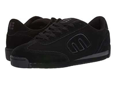 etnies Lo-Cut II LS (Black Raw) Men
