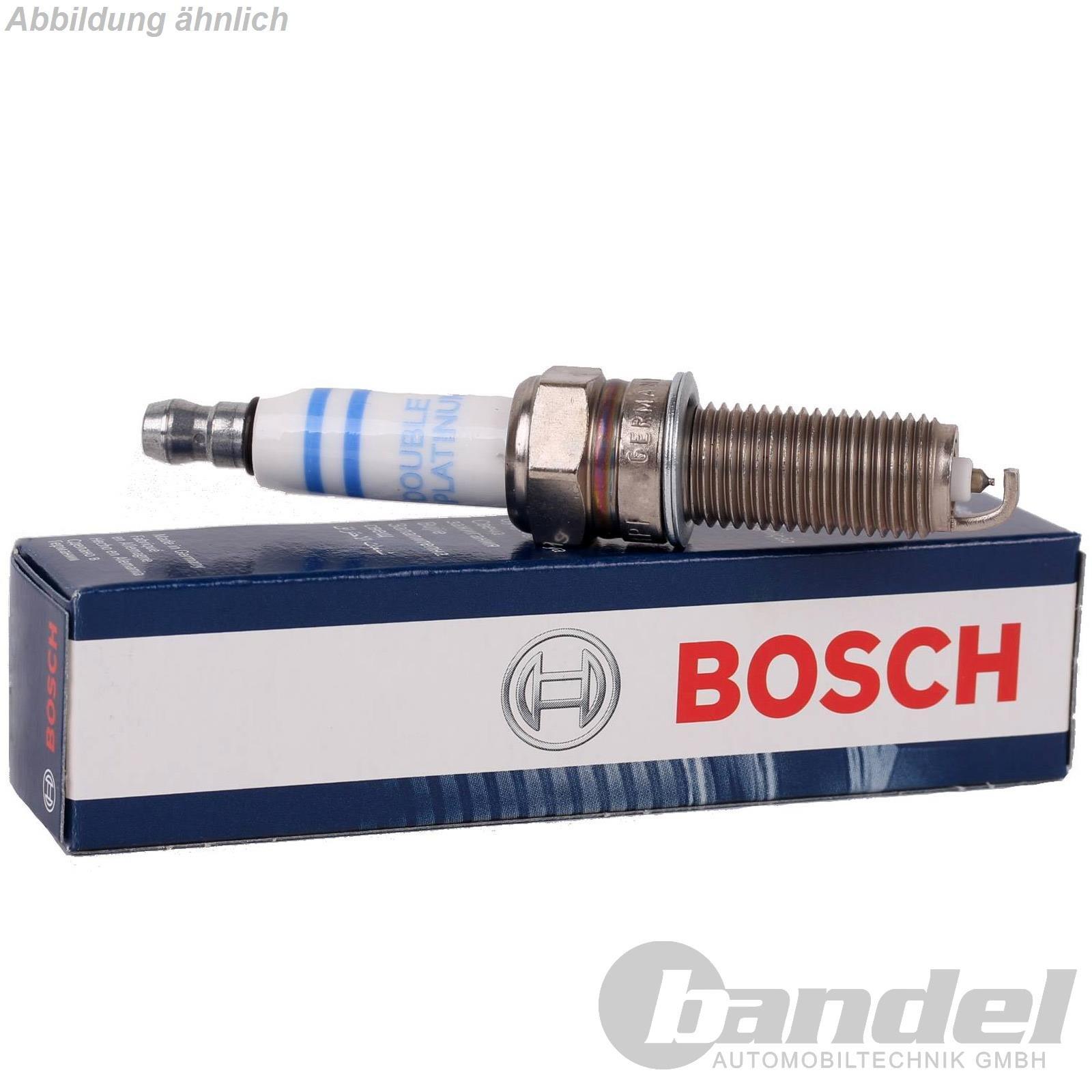 1 bujía original de Bosch FR7KI332S.: Amazon.es: Coche y moto
