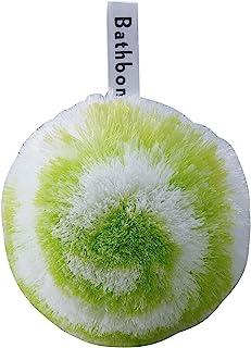 山崎産業 スポンジ 洗面台 バスボンくん スッキリポンポン 抗菌 グリーン 178865