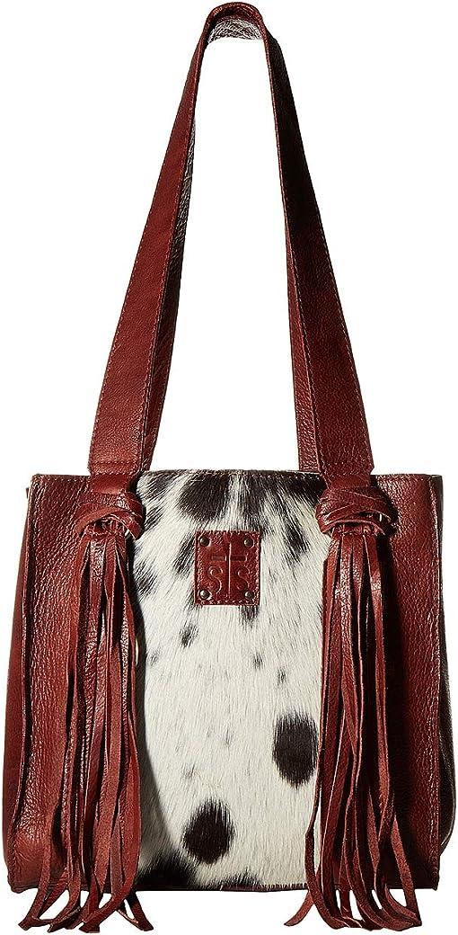 Cowhide/Brown Leather