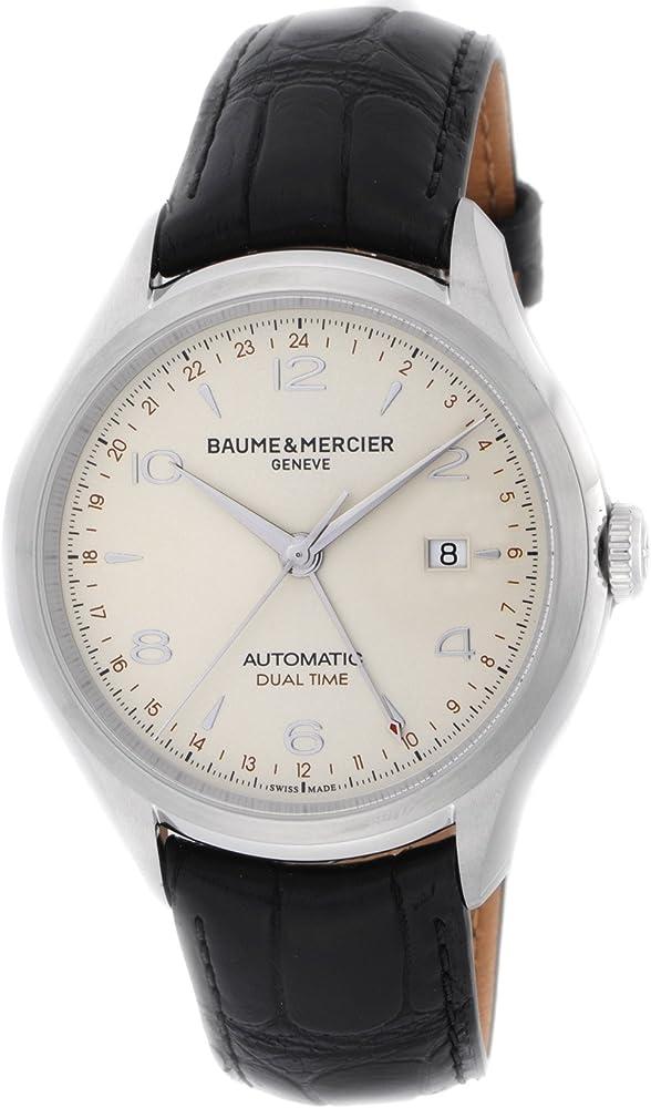 Baume&mercier orologio da uomo automatico MOA10112