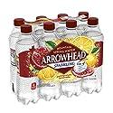 Arrowhead Sparkling Water, Pomegranate Lemonade, 16.9 oz. Bottles (Pack of 8)