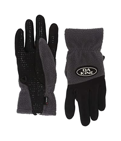 Dakine Transit Fleece Gloves (Shadow) Extreme Cold Weather Gloves