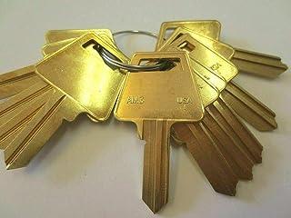 10 pc AM3 Key Blanks/for American Lock / AM3 1045 Key Blank/Ilco USA