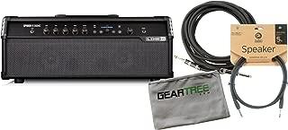 Line 6 99-020-1805 Spider V 240HC Guitar Amp Head w/Cloth and 2 Cables