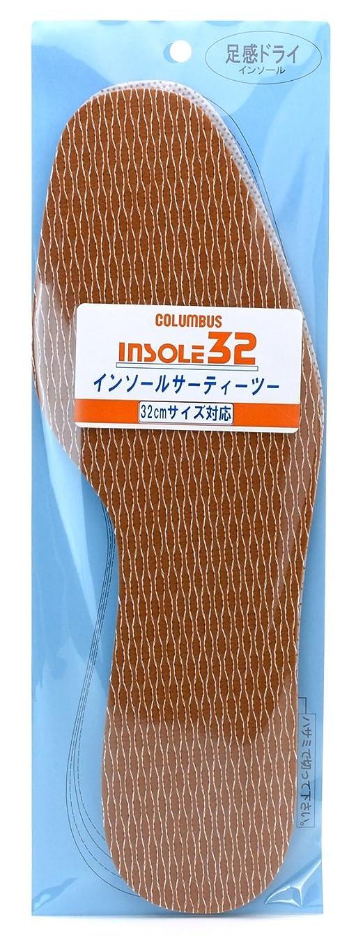 古風なプリーツ統合コロンブス 足感ドライ インソールサーティーツー 32cmサイズ対応 1足分(2枚入)