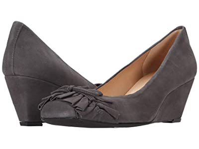 French Sole Brie (Grey Suede) Women