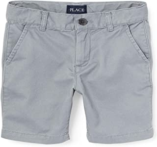 The Children's Place Boys' Stretch Chino Shorts