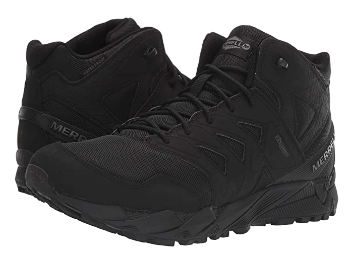 87316027136 Merrell Work Agility Peak Mid Tactical Waterproof | Zappos.com