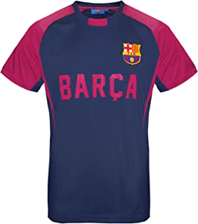 Official Soccer Gift Mens Poly Training Kit T-Shirt