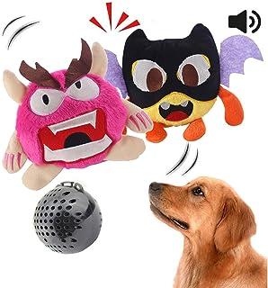NEILDEN Interactive Dog Toys Giggle Plush Dog Toy Crazy Shake Bounce Boredom Toys for..