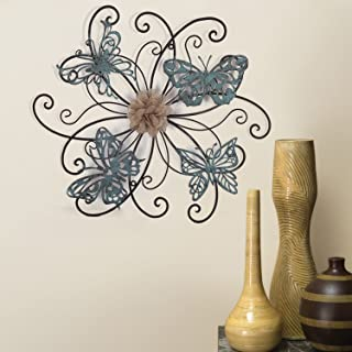 Best wrought iron butterfly Reviews