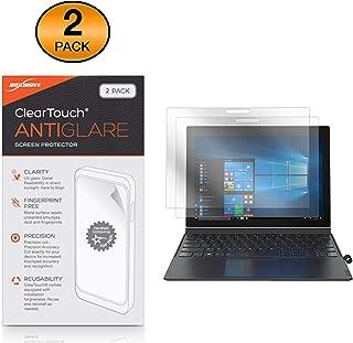 BoxWave Lenovo Miix 630 Screen Protector, [ClearTouch Anti-Glare (2-Pack)] Anti-Fingerprint Matte Film Skin for Lenovo Miix 630