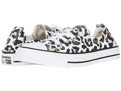 Converse Chuck Taylor(r) All Star(r) Shoreline Slip-On Leopard Print (Leopard Print) Women