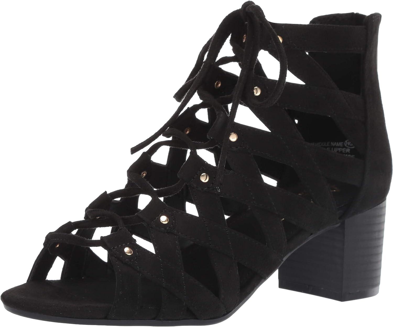 Aerosoles Womens Middle-na Heeled Sandal