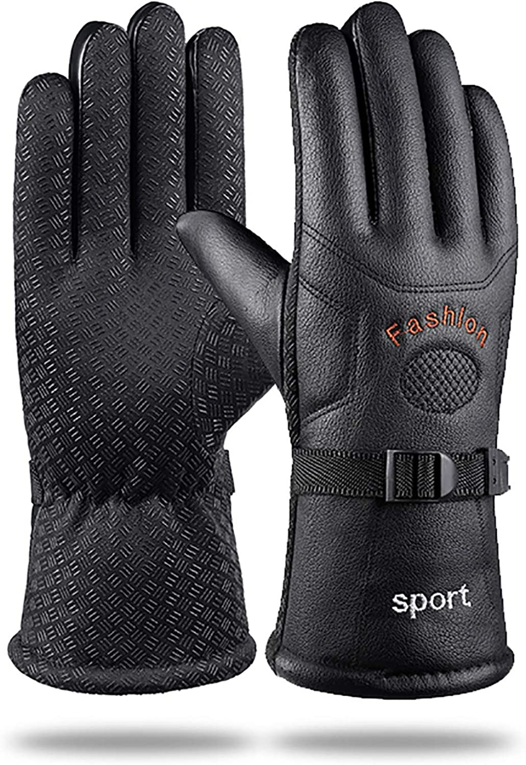 Ski Gloves,Men and Women to Keep Warm in Winter,Cutdoor Waterproof Sport and Cycling Gloves