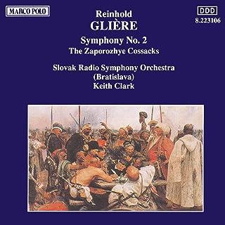 Gliere: Symphony No. 2 / Zaporozhye Cossacks