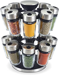 Best cole and mason 16 jar spice carousel Reviews