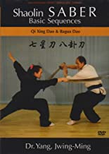 Shaolin Saber Basic Sequences YMAA Kung Fu Weapons