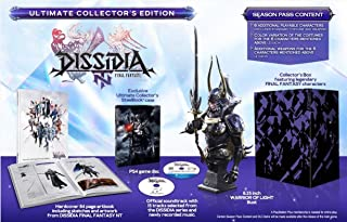 DISSIDIA: FINAL FANTASY NT ULTIMATE COLLECTOR EDITION(CHINESE/KOREAN SUBS) for PlayStation 4 [PS4]