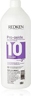 Redken Pro-Oxide Cream Developer Cream,  33.8 Ounce