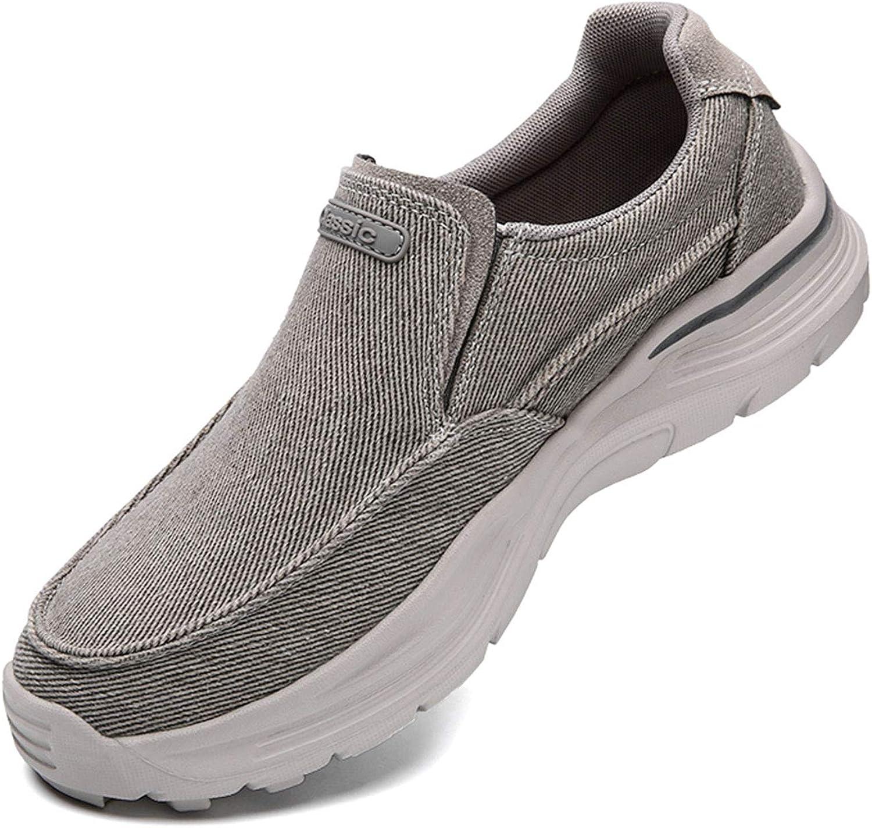 JAMONWU Mens Slip-On Loafer Walking 販売 Shoes Sneakers Casua 人気ブランド多数対象 Driving