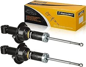 Maxorber Rear Set Shocks Struts Absorber Kit Compatible with Honda CR-V 2007 2008 2009 2010 2011 2012 Shock Absorber Replacement for Honda CRV 07 08 09 10 11 12 Shock Set 341492 72497